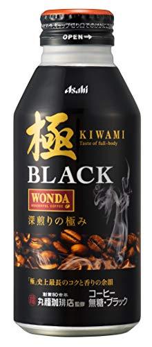 ワンダ 極 ブラック 400g×24本 缶