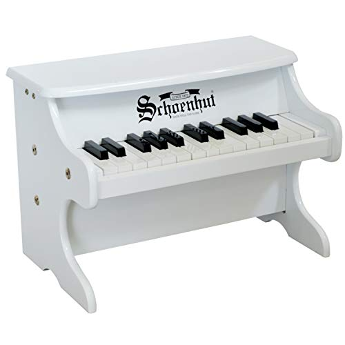 Schoenhut 25 Key 'My First Piano II' White