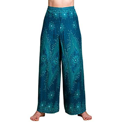 PANASIAM Sunshine Pants one, V25 Turkis L