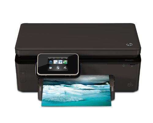 HP Photosmart 6520 e-All-in-One Tintenstrahl Multifunktionsdrucker (A4, Drucker, Scanner, Kopierer, Wlan, USB, 4800x1200)