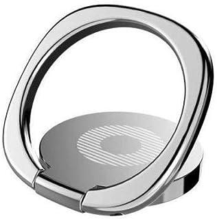 (2 Pack) iRing Phone Ring Finger Holder Car Mount Hook Stand Mobile Grip GPS Cell Phone Ring Holder 360 Degree Rotation Ph...