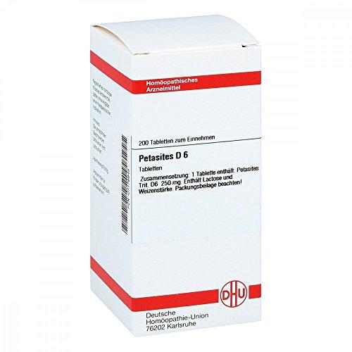 PETASITES D 6 Tabletten 200 St