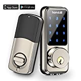 Best Digital Deadbolt Locks - [2020 Newest] Smart Lock Keyless Entry Deadbolt Door Review