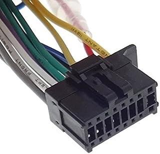 PIONEER (20) Autoradio Kabel Radio Adapter Stecker ISO Anschlusskabel Kabelbaum