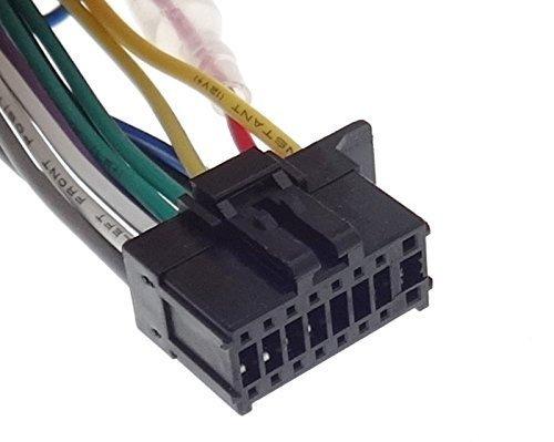 (20) pIONEER câble adaptateur pour autoradio iSO faisceau de câble de raccordement
