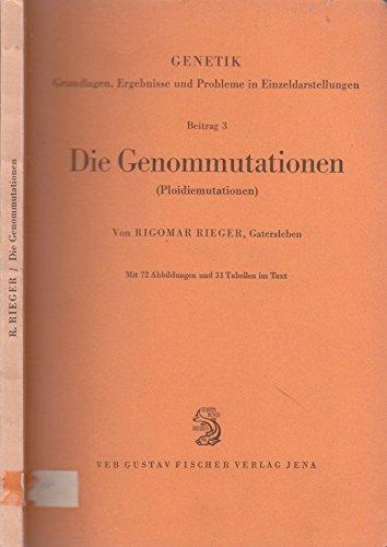 Die Genommutationen