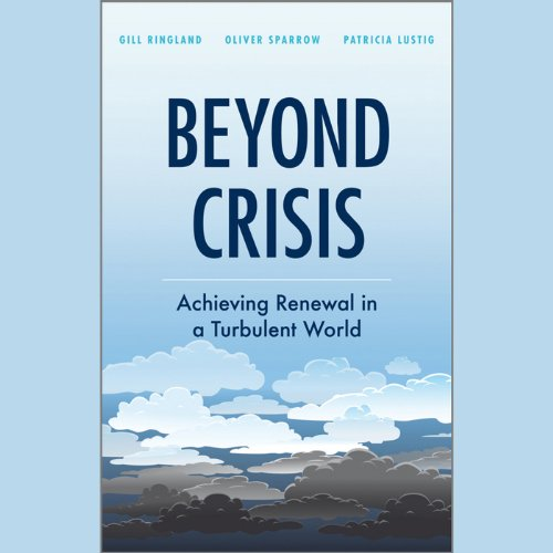 Beyond Crisis audiobook cover art