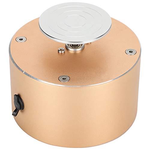 Rueda de cerámica de 100-120 V, máquina de rueda de cerámica, rotación estable, desmontable para profesionales, para entusiastas de la cerámica(U.S. regulations)