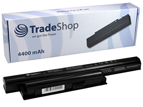 TradeShop - Batería de ion de litio para Sony Vaio VGP-BPS22, VGP-BPL22, VGP-BPS22, VGP-BPS22/A, VGP-BPS22A (10,8 V, 11,1 V, 4400 mAh, 48 Wh)