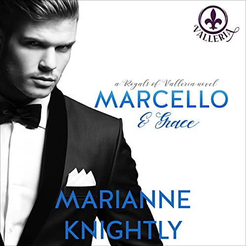 Marcello & Grace Audiobook By Marianne Knightly cover art