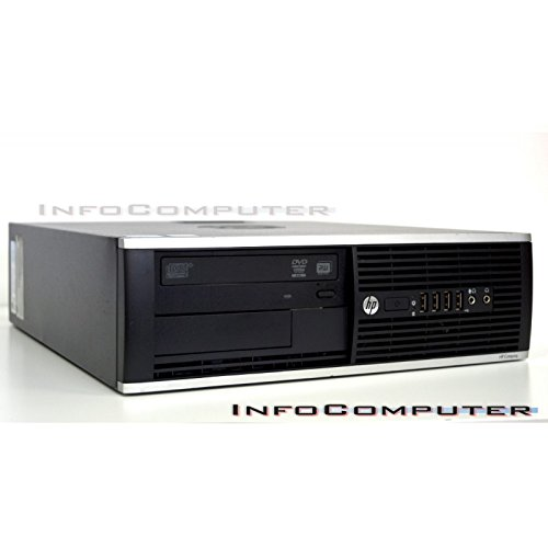 Computer HP 8200 Elite Desktop SFF Intel Core i5-2400 Quad 3,1Ghz 4 GB RAM, 250HDD DVD - COA Windows 7 Pro