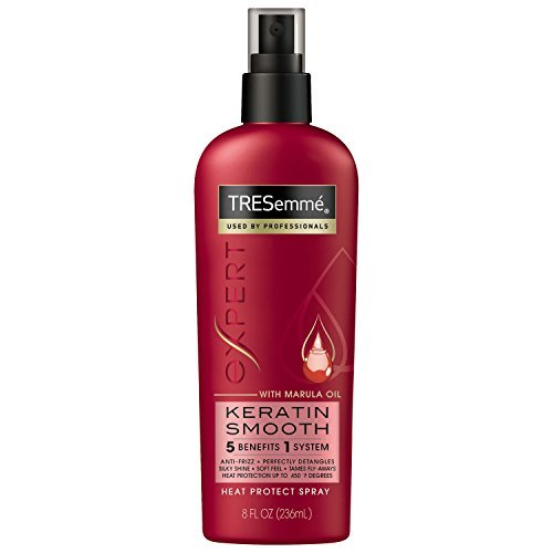 TRESemm├ Expert Selection Heat Protection Spray, Keratin Smooth, 8 oz (Pack of 10)