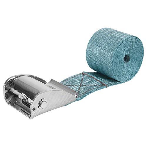 Sport-Tec Fixiergurt, Traktionsgurt mit Spannverschluss für Manuelle Therapie Physiotherapie, Krankengymnastik 220x5 cm