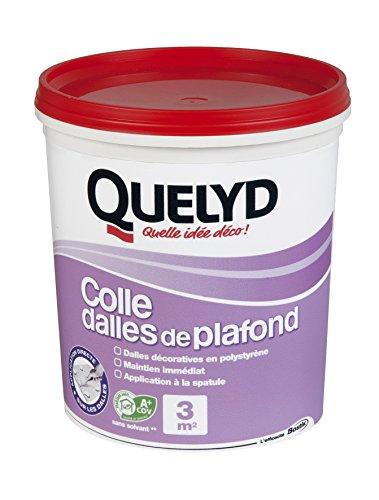 Quelyd 30601716 Colle Dalles de Plafond, Clair