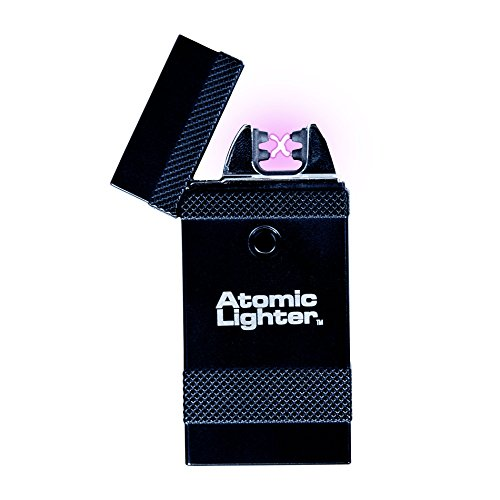 Atomic Lighter by BulbHead, The Rechargeable Electric Lighter That's Windproof, USB Chargeable (1 Pack) (12244)