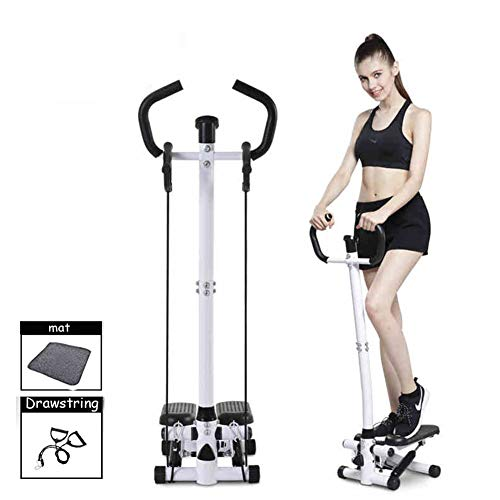 Fantastic Deal! BEIAKE Up-Down Stepper,with Mat/Drawstring Multi-Function Fitness Equipment, Home Ae...