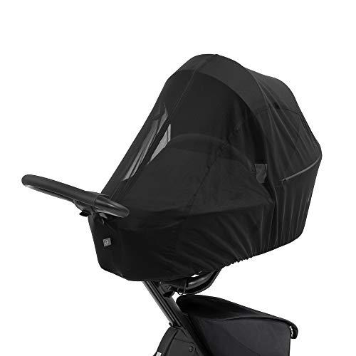 Stokke Xplory X - Mosquitero para proteger al bebé de los insectos, fabricado con malla transpirable, fácil de usar, transportar y almacenar, se pliega en una bolsa de accesorios integrada