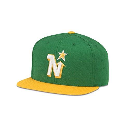 American Needle Throwback Minnesota North Stars 400 Series Vintage Hat