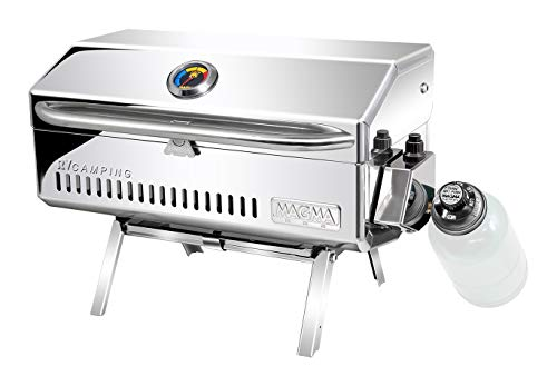 Magma C10-603T Baja Traveler Series Gas Grill with 9 in. x 18 in. Cooking Grate Grills Propane