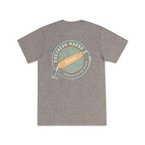 Southern Marsh FieldTec Heathered - Spoon, Midnight Gray, Small