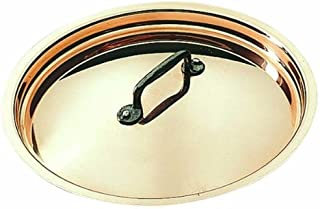 Matfer Bourgeat Copper Lid 365024, 9 1/2