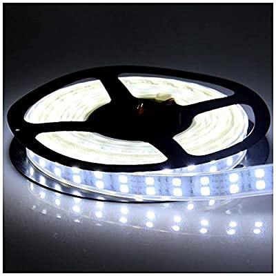LEDENET 5M Double Row 600LEDs SMD 5050 LED Flexible Strip Lighting DC 12V