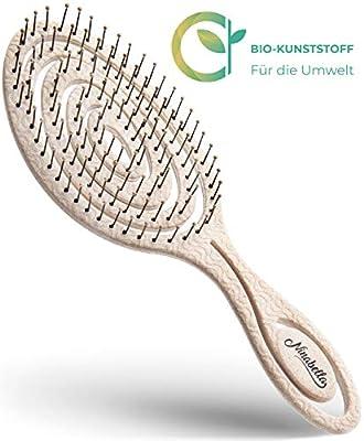 Ninabella® Bio Haarbürste ohne