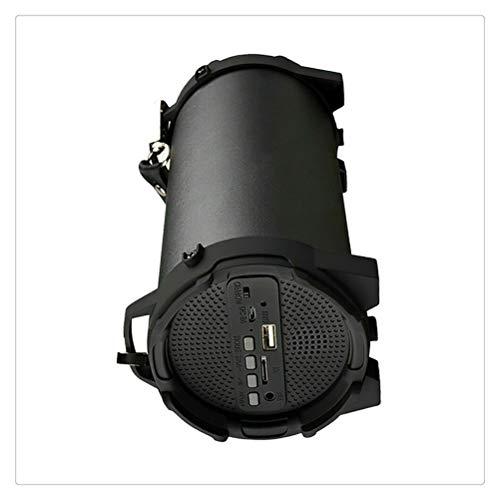 WNDRZ Altavoz Bluetooth Altavoz Portátil Inalámbrico para Exteriores Subwoofer Altavoz Estéreo MP3 Música Columna De Sonido para PC Teléfono Móvil