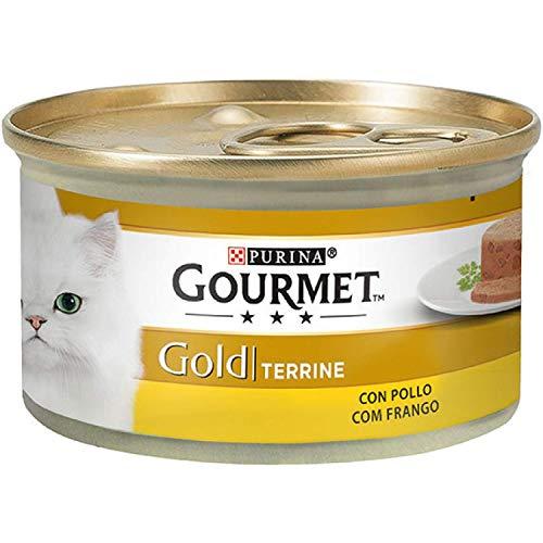 Purina - Terrine Gourmet Gold, 85 g