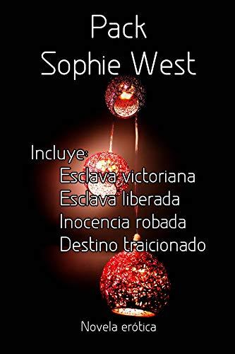 Pack Sophie West: Tres novelas y un relato a un precio increíble