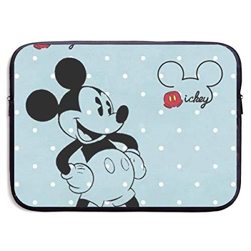 Laptop-Hülle aus Neopren, Motiv: Mickey Mouse, für 33-38,1 cm (13-15 Zoll) Notebooks