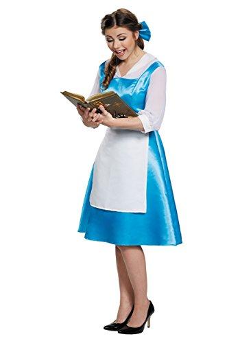 Adult Belle Blue Costume