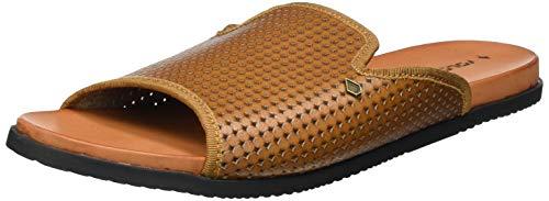 Volcom Women's Open Tow Mule Sandal Water Shoe, Tan, 10