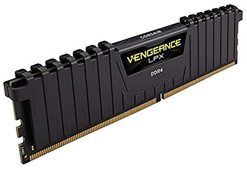 Corsair Vengeance LPX 128GB (4x32GB) DDR4 2666MHz C16 - scchwarz