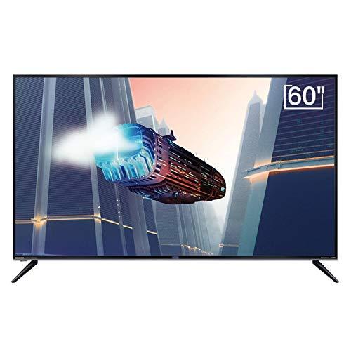 Smart TV 4K HDR de Clase de 60 Pulgadas con Control por Voz Smart TV LED HDMI Incorporado, USB 2.0 EMMC/DDR: 16G / 1.5G