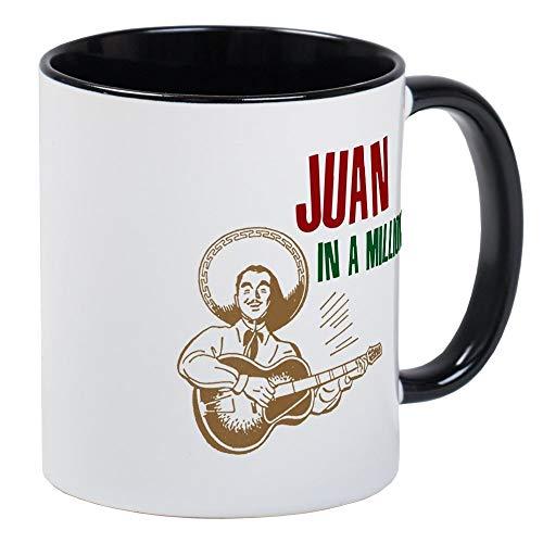 N\A Taza de café única de Juan Mugs, Taza de café
