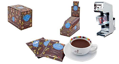 Almar Almar italienische heiße Schokolade Cortina CANNABIS Geschmack - (25x30 g) Einzeln Portionsbeutel, 750 g