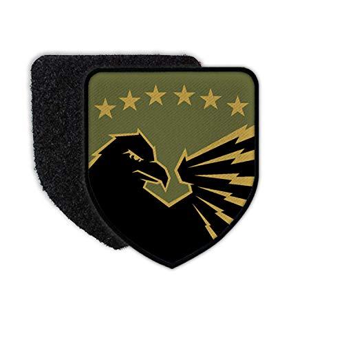 Copytec Kosovo Security Force Sigurise se Kosoves Balkan Albanien Wappen Patch #32644