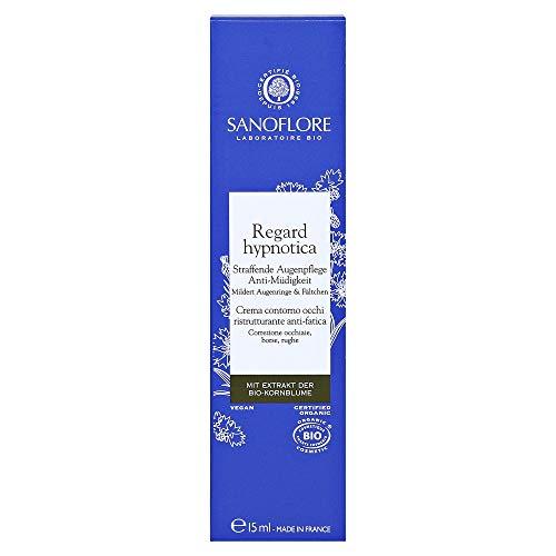 Sanoflore Regard Hypnotica Concentré Botanique Restructurant 15 ml