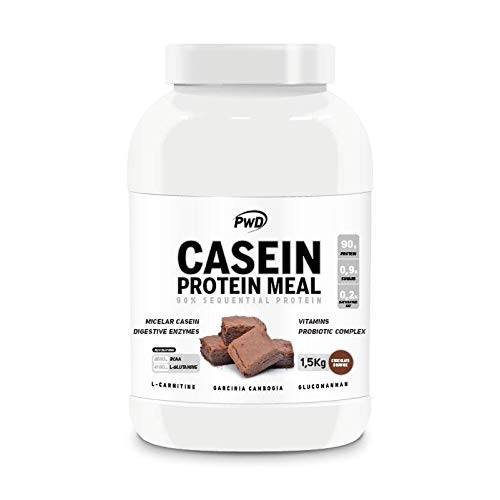 Casein Protein Meal 1,5Kg. (Chocolate Brownie)