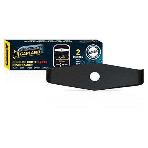 Garland - Disco 2 Dientes 255mm