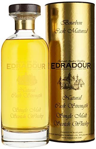 Edradour Vintage 2007 Bourbon Natural Cask Strength  Whisky (1 x 0.7 l)