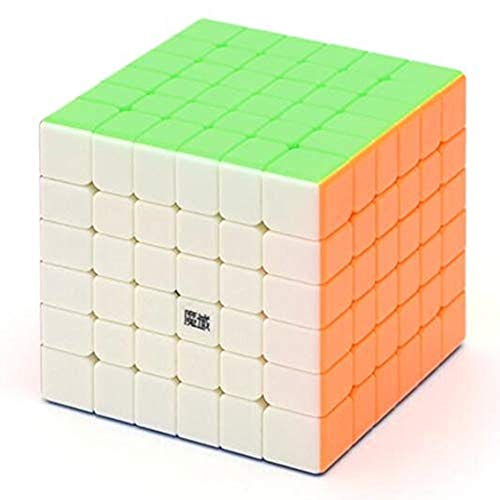 CuberSpeed Moyu Aoshi GTS M stickerless Magic Cube Moyu Aoshi GTS Magnetic Color...