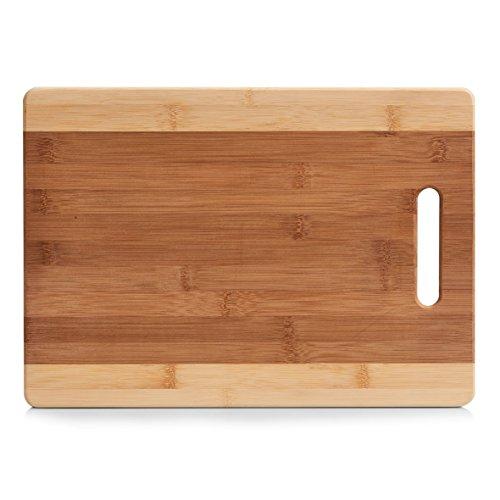 Zeller tagliere, Bambù, Bambù, naturale, 38 x 27 x 0,95 cm