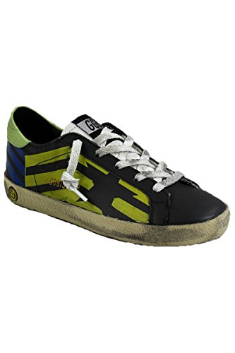 Golden Goose Deluxe Brand Sneakers Superstar Bambino Kids Girl Mod. G28KS1 30