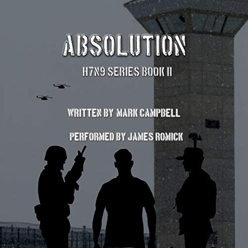 Absolution Audiobook By Mark Campbell cover art