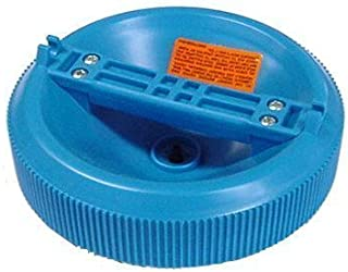 SP Systems 6-Inch Cap with Seal and Handle for SP0 and SP1 Sprayers
