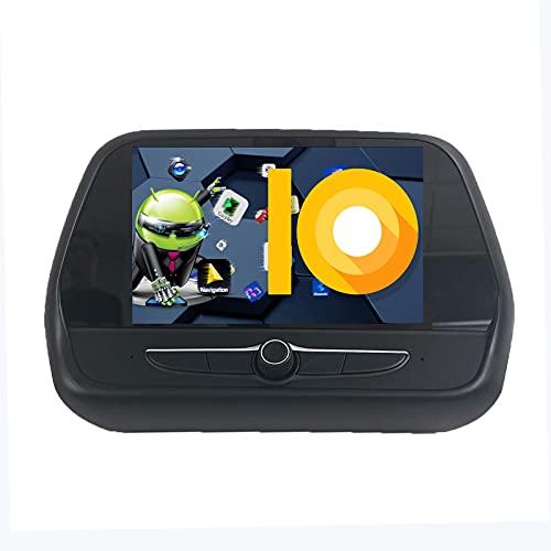 ZWNAV 9 Pulgadas Android 10,0 estéreo de Coche para Chevrolet Camaro 2015-2021, 6GB RAM 128GB ROM, Unidad Principal de navegación GPS, Carplay