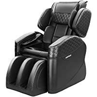 Zero Gravity Electric Full Body Massage Chair with Heating & Foot Roller