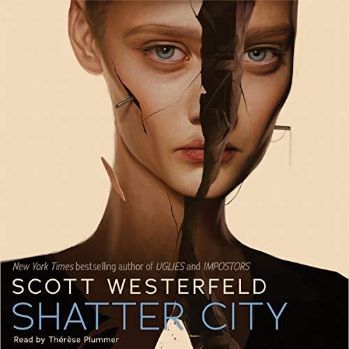 Couverture de Shatter City